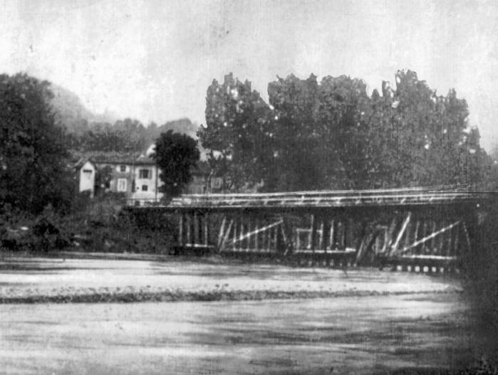 2- pont provisoire 1944
