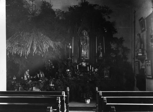 4- autel St Gauzelin 1920