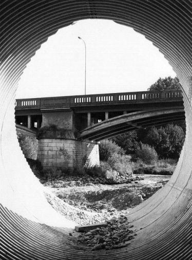 4- début des travaux 1985