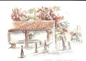 3 La fontaine des Morts