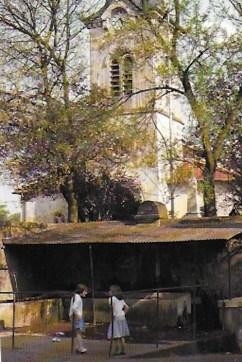 Eglise et lavoir