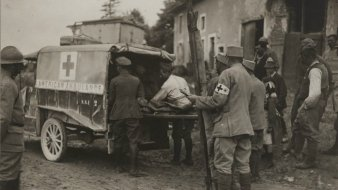 ambulance americaine verdun