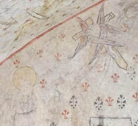 St François recevant les stigmates du Crucifié